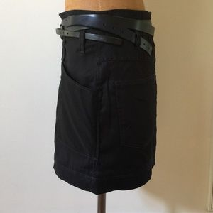 NWOT Isabel Marant low rise skirt with zipper